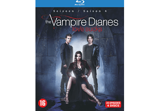 The Vampire Diaries - Seizoen 4 | Blu-ray