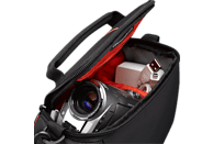 CASE-LOGIC DCB-305 Kameratasche , Schwarz/Rot