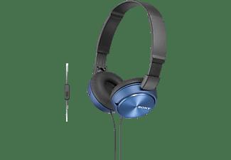 SONY Kopfhörer MDR-ZX310AP, blau