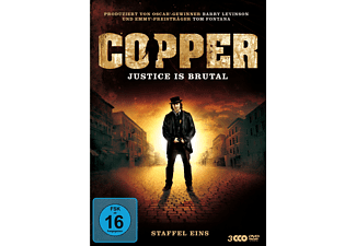 Copper - Justice is brutal - Staffel 1 DVD
