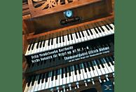 Ulrich Böhme - Orgelsonaten op.65 1-6 [CD]