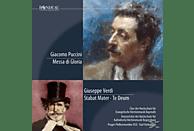 VARIOUS - Messa di Gloria / Quattro Pezzi Sacri (Stabat Mater, Te Deum [CD]