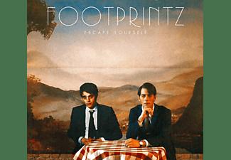 Footprintz - Escape Yourself  - (CD)