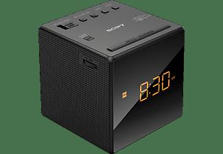 SONY ICF-C1 Radio-Uhr, Analog Tuner, Schwarz
