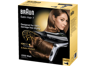 BRAUN HD 710 Satin Hair 7 + Profidüse
