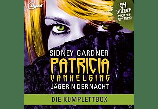 Patricia Vanhelsing - Patricia Van Helsing - Jägerin der Nacht Komplettbox  - (MP3-CD)