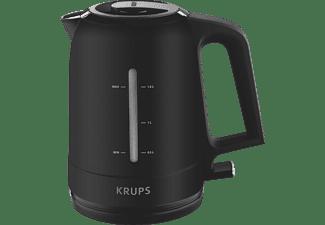 KRUPS Wasserkocher BW 2448 Pro Aroma 1,6 L Schwarz