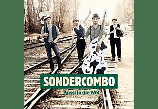 Sondercombo - Aussi In Die Wöt  - (CD)