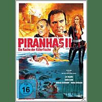PIRANHAS 2 - DIE RACHE DER KILLERFISCHE [DVD]