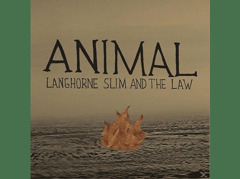 Langhorne Slim & The Law - ANIMAL (7INCH) [Vinyl]