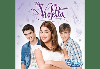 OST/VARIOUS - Violetta-Der Original-Soundtrack zur TV-Serie  - (CD)