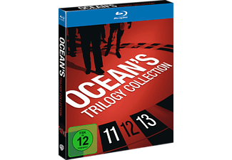 Ocean's Trilogy Collection Box [Blu-ray]