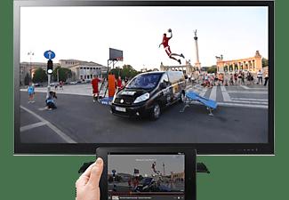 Reproductor multimedia - Google Chromecast, HDMI, compacto, color negro