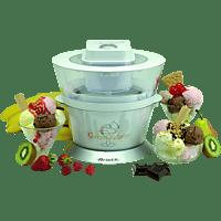 ARIETE 638 Gran Gelato Eismaschine (Weiß)