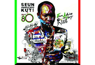 Seun Anikulapo Kuti & Egypt 80 - From Africa With Fury: Rise  - (CD)