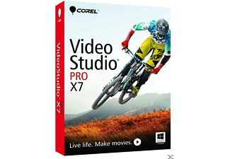 Video Studio Pro X7 Grafisch