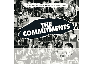 The Commitments, OST/VARIOUS - The Commitments (Deluxe Edition)  - (CD)