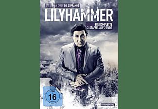 Lilyhammer - Staffel 2 [DVD]