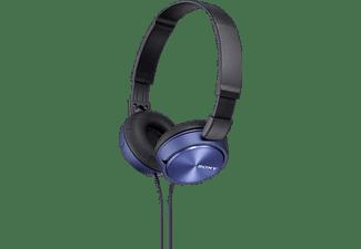 SONY MDR-ZX310, On-ear Kopfhörer Blau