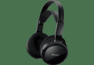 SONY MDR-RF811RK, Over-ear Kopfhörer Schwarz
