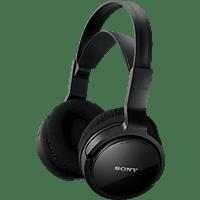 SONY MDR-RF811RK, Over-ear Funkkopfhörer  Schwarz