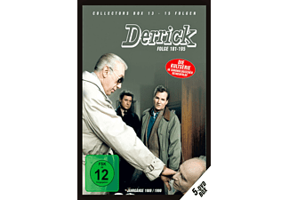Derrick: Collector's Box Vol. 13 (Folge 181-195) DVD