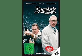Derrick: Collector's Box Vol. 17 (Folge 241-255) DVD