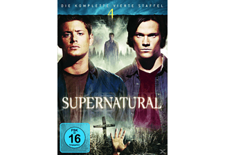 Supernatural - Staffel 4 [DVD]