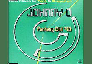Johnny O. - Fantasy Girl Remix  98  - (Maxi Single CD)