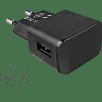 ARTWIZZ 2872-PPM3-B PowerPlug 3 Ladeadapter Universal, 5 Volt, Schwarz