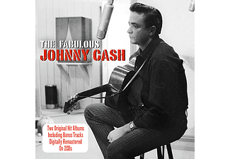 Johnny Cash - The Fabulous (CD)