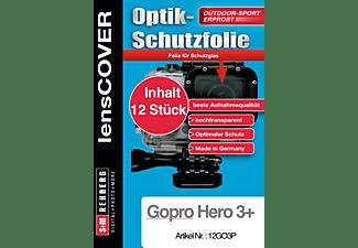 S+M lensCOVER GoPro HERO 3+ / 4, Schutzfolie, Transparent