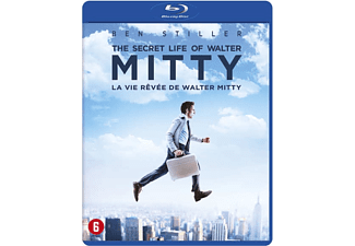 The Secret Life Of Walter Mitty | Blu-ray