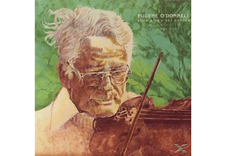 Eugene O'donnell - SLOW AIRS AND SET DANCES  - (CD)