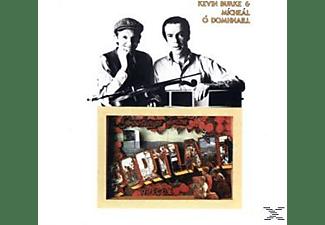 Burke,Kevin & E'Domhnaill,Kevin - PORTLAND  - (CD)