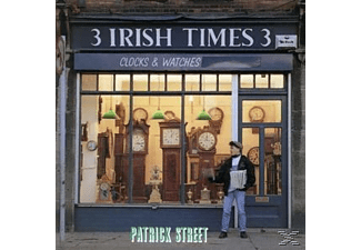 Patrick Street - IRISH TIMES  - (CD)