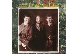 Celtic Fiddle Festival (Burke/Cunningham/Lemaitre), Celtic Fiddle Festival (Burke/Cunningham/Lemai - CELTIC FIDDLE FESTIVAL  - (CD)