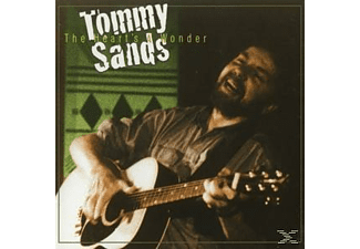 Tommy Ss, Tommy Sands - THE HEART S A WONDER  - (CD)