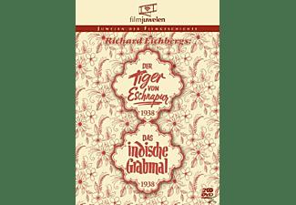 DER TIGER VON ESCHNAPUR/DAS INDISCHE GRABMAL DVD