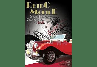 Retromobile 2008 DVD