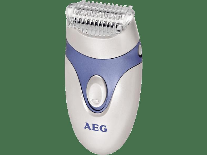 AEG LS 5652 Lady Shaver Rasierer Blau