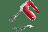 BOSCH MFQ40303 Handmixer Silber/Rot (500 Watt)