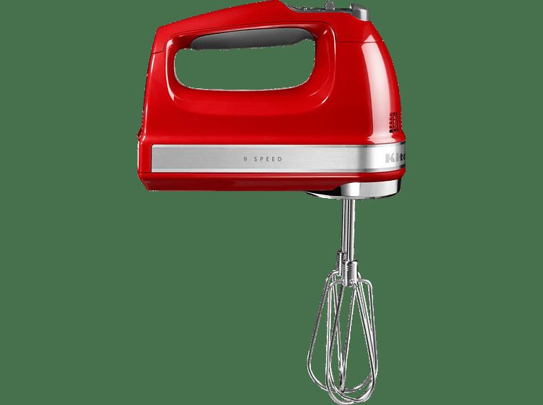 KitchenAid 5KHM9212EER Empire Rot Hand Mixer (85 Watt)