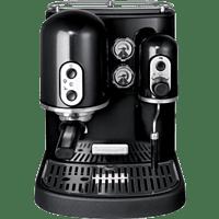 KITCHENAID 5KES2102EOB Artisan Espressomaschine Onyxschwarz