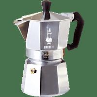 BIALETTI 1162 Moko Express Export Espressokocher Silber