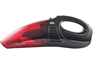 OK. Handstaubsauger OVR 100 black with red snout