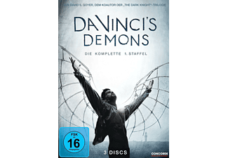 Da Vinci's Demons - Die komplette 1. Staffel DVD