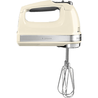 KITCHENAID 5KHM9212EAC Handmixer Creme (85 Watt)