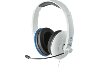 Auriculares gaming - Turtle Beach - Multiplataforma - Ear Force P11, Blanco