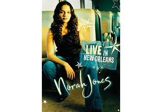 Norah Jones - Live In New Orleans 2002 (DVD)